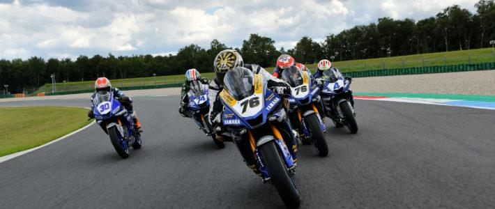 Geslaagde testdag voor Loris Baz en Ten Kate Racing Yamaha in Assen