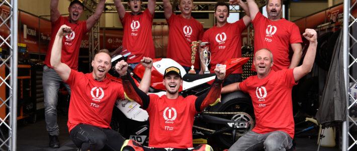 Van der Sluis prolongeert zijn ONK SuperCup 1000 titel
