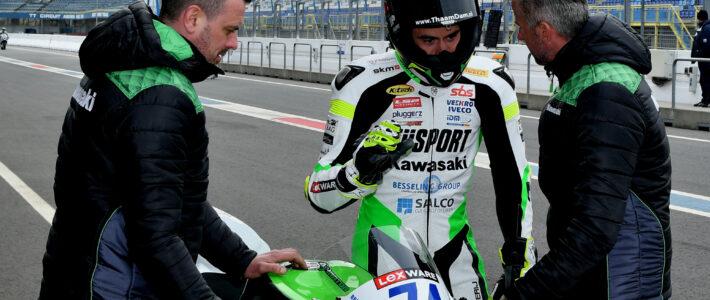 KNMV trainingsdag op TT Circuit Assen