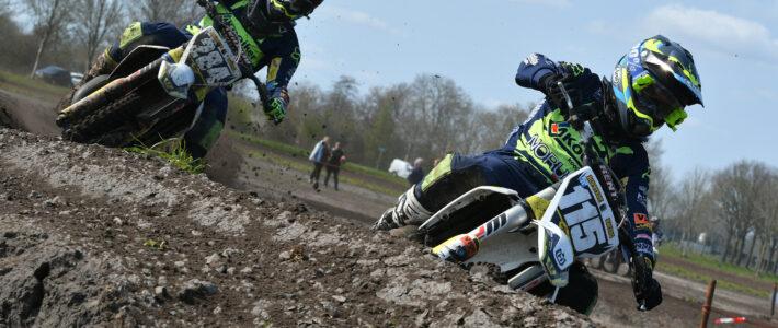 Motocrosstraining locatie Dekkersweg