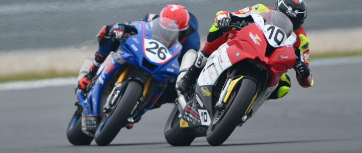 International Dutch Championship van start op TT Circuit Assen